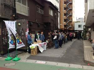 2014年本八幡春の純米酒祭り